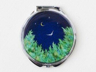 コンパクトミラー11/夜空の画像