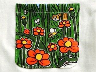 少年ジャングル ポケット付Tシャツの画像
