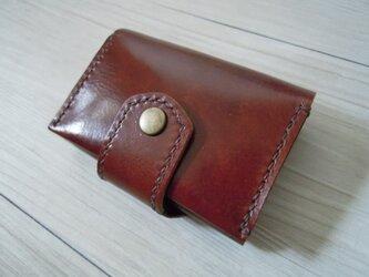 [送料無料] 小さな財布 ちょいもちポケワレットBRの画像