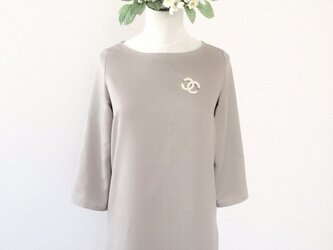 AUDREY BASIC DRESSの画像
