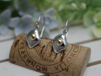 medamayaki pirced earringの画像
