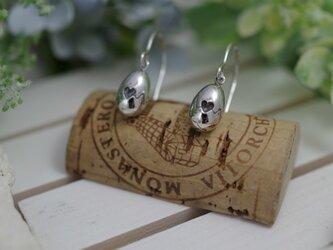 tamago pirced earringの画像