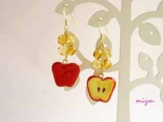 【秋冬が旬】りんご はちみつの画像