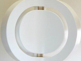 【丸型二重円】本まといの画像