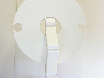 【丸の円切に井桁型】本まといの画像