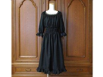 ウィッチワンピースドレスの画像