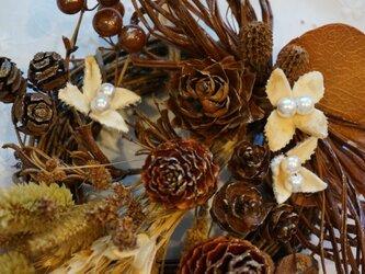 大地の花束  アンティークブラウンの画像