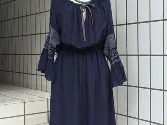 【SOLD OUT】兵児帯のアンサンブルドレスの画像