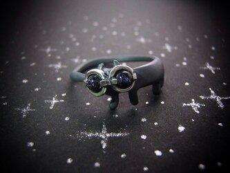 星眼鏡をかけたステネコくんの画像