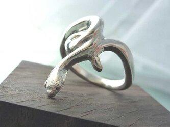 コーンスネークの指輪の画像