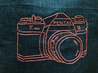 縦ポシェット・カメラの画像
