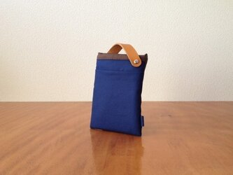 Kuitto Cushion Case [Blue]の画像