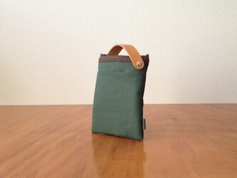Kuitto Cushion Case [Green]の画像