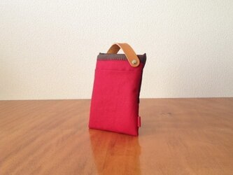 Kuitto Cushion Case [Red]の画像