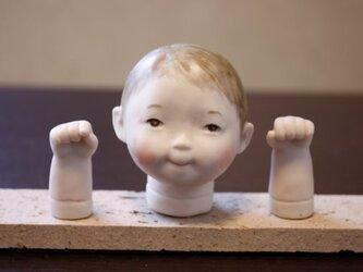 ビスク人形の赤ちゃん キットの画像