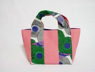 アフリカントートS ピンクの画像