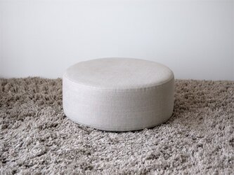 Circle Cushion(taupe)の画像