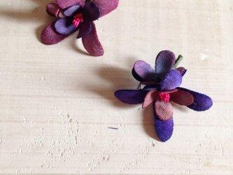 花摘みピアス A-prの画像