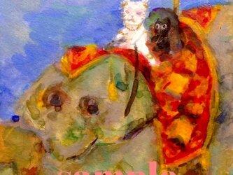 アユタヤの象の画像