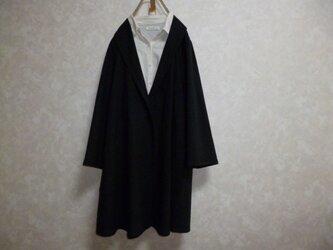 【ご注文受付】コットンリネンのくったりシャツカーデM~Lの画像