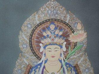 十一面観音菩薩立像(B-11)の画像