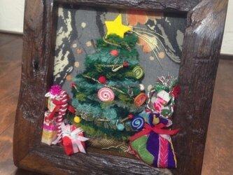 【受注制作】クリスマスツリーの画像