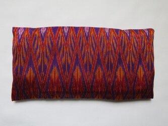 手織り絣 アイピロー No.004の画像
