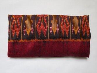 手織り絣 アイピロー No.010の画像