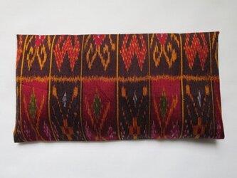 手織り絣 アイピロー No.011の画像