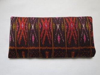 手織り絣 アイピロー No.012の画像
