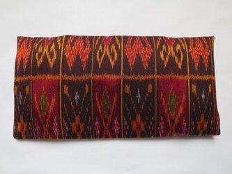手織り絣 アイピロー No.013の画像