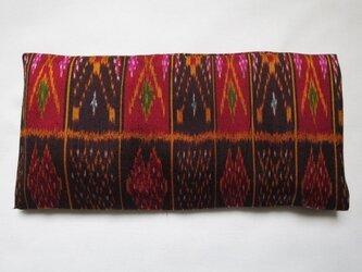 手織り絣 アイピロー No.014の画像