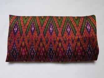 手織り絣 アイピロー No.018の画像