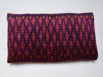 手織り絣 アイピロー No.019の画像