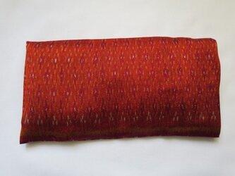 手織り絣 アイピロー No.021の画像