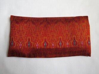 手織り絣 アイピロー No.023の画像