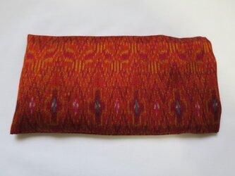 手織り絣 アイピロー No.024の画像
