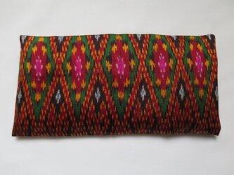 手織り絣 アイピロー No.025の画像