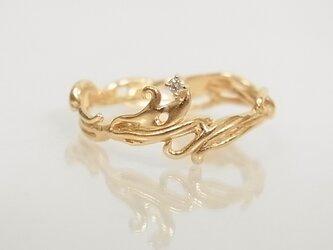 Victorian Ring(gold)の画像