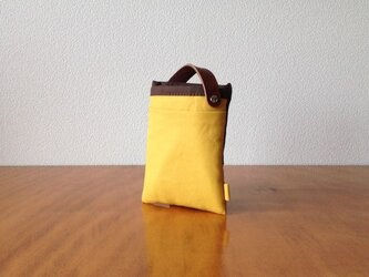 Kuitto Cushion Case [Yellow]の画像