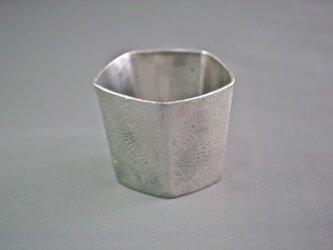 錫製 コップ(五面)の画像