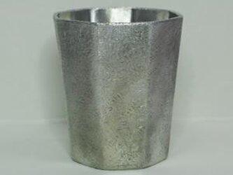 錫製 タンブラー(八面)の画像