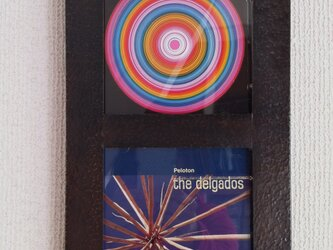 CDフレーム(2連)ートリの画像