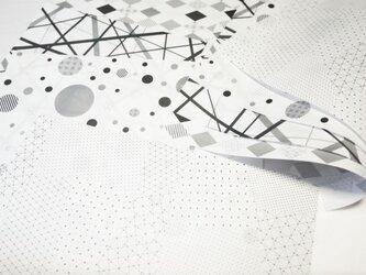 ラッピングペーパーセット 幾何学模様【再販】の画像