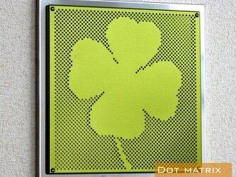 INITIAL [イニシャル] グリーンクローバーの画像