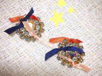 ribbon goldの画像