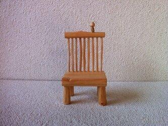 ハープ椅子の画像