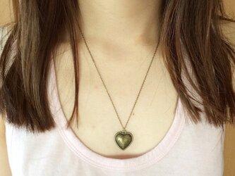 Heart pendantの画像