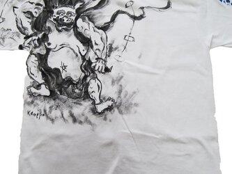 雷神シャツの画像