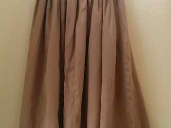 sakuraさまご注文分 草木染めスカートの画像